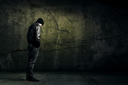 Alone Фото со стока