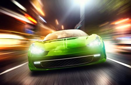 Night Race photo