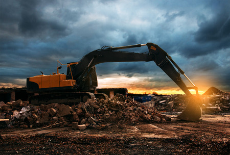 rubble: Digger