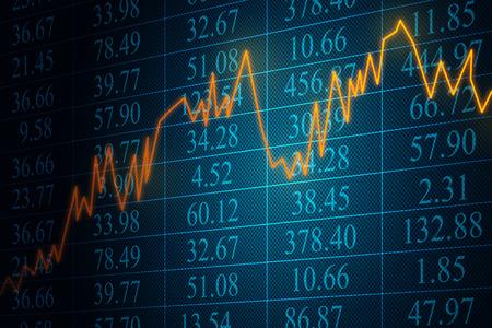 Aandelen Stockfoto