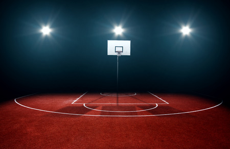 nba: Basketball Court
