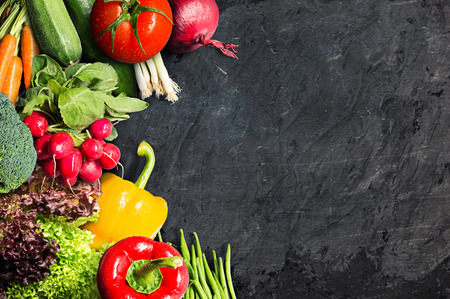 alimentacion balanceada: Verduras
