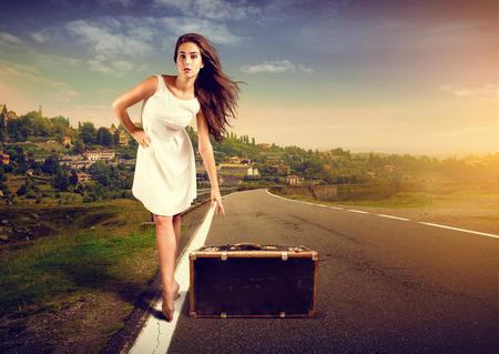 unbound: Travel Stock Photo