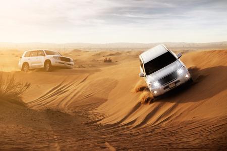 adrenaline: Desert Safari