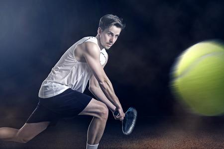tenis: Tenis Foto de archivo