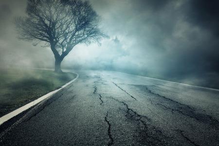 night highway: Creepy Street
