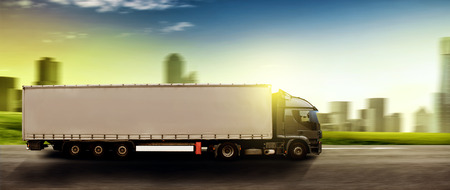 Truck  Foto de archivo