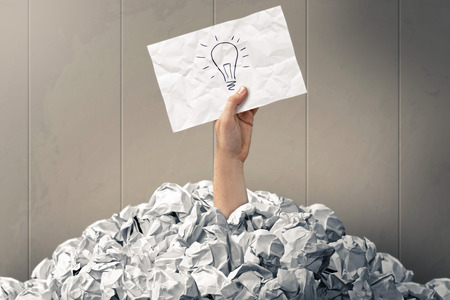 idea: Idea conceptual image Stock Photo