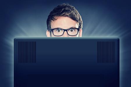 computer games: Computer Freak