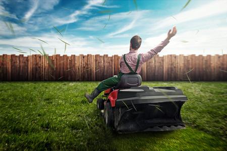 Tractor Reklamní fotografie