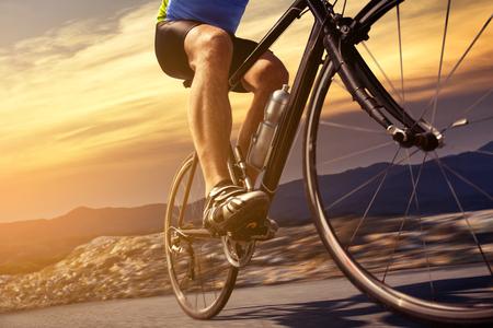 自転車 写真素材