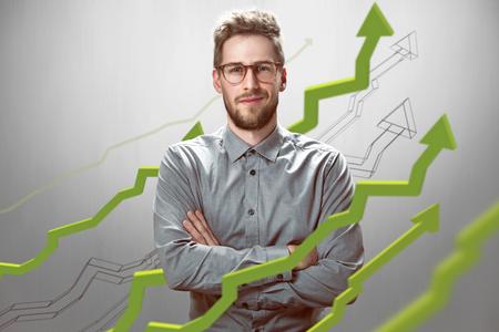 praiseworthy: Successful Businessman