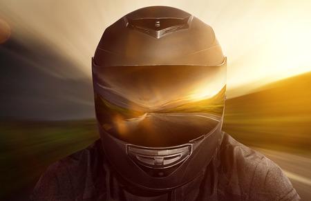 Motorbike Helmet 免版税图像 - 77157889
