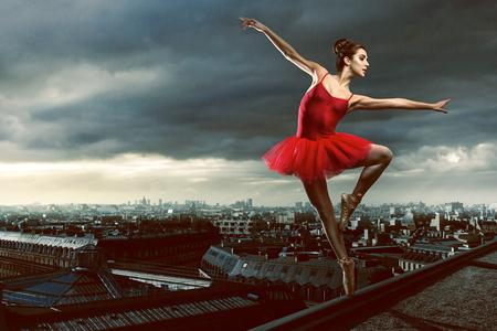 Ballet Dancer Banco de Imagens - 77466312