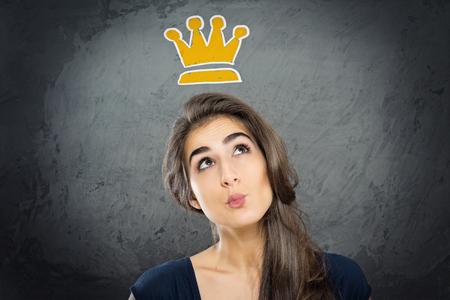 퀸 스톡 콘텐츠 - 77466898