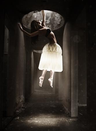 ランプ シェード 写真素材