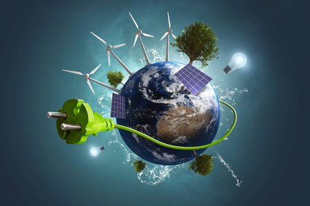 Green Energy World