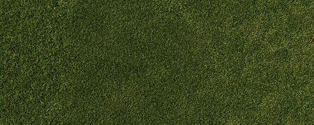 Gras from birds eye view (3D Rendering) Zdjęcie Seryjne