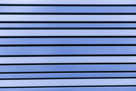 metal bars: Blue metal bars in symmetry as a background