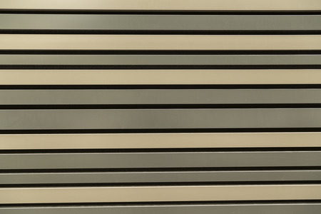 regularity: A set of metal bars in lines as a background