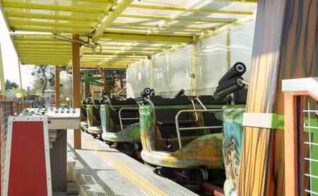 adrenalin: A ride at an amusement park and a platform