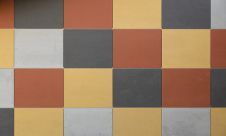 symetry: Squares bulding a structure and symetry