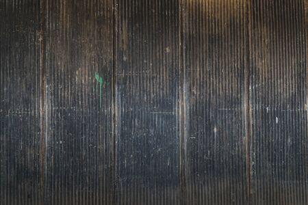 old zinc background Tin Roof Tiles Archivio Fotografico - 125194837