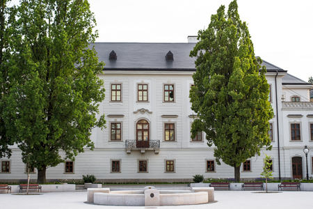Archbishops Palace in Eger, Hungary