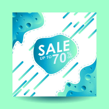 Sale Banner / Social Media Post Template For Promotion