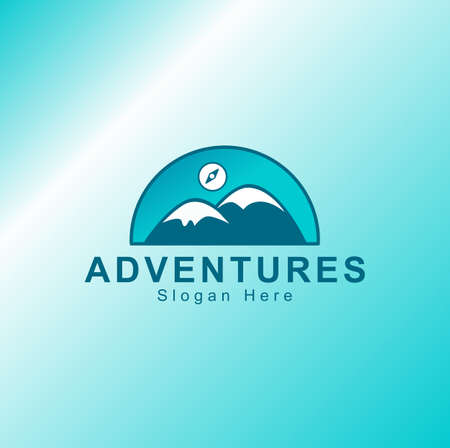 Adventure Logo Template For Your Company