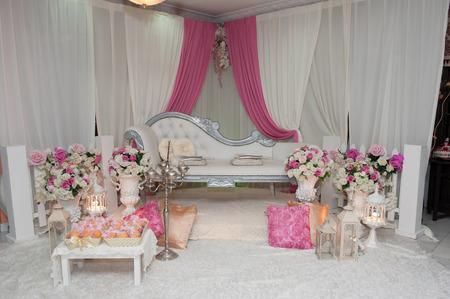 event planner: wedding day