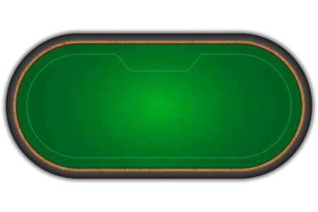 Stół do pokera.