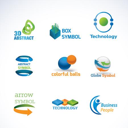 multimedia icons Ilustração