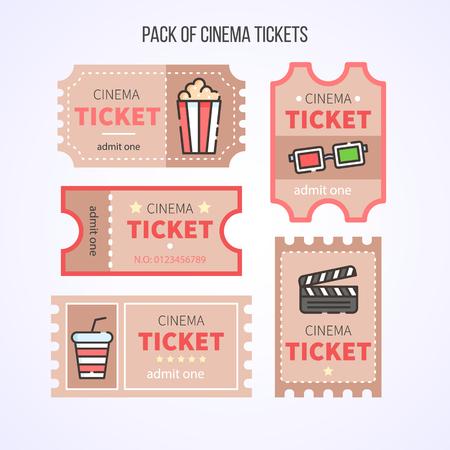 Kinokarten-Set