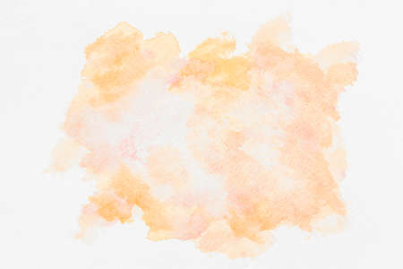 Watercolor backdrop with colorful blobs background concept. High quality photo