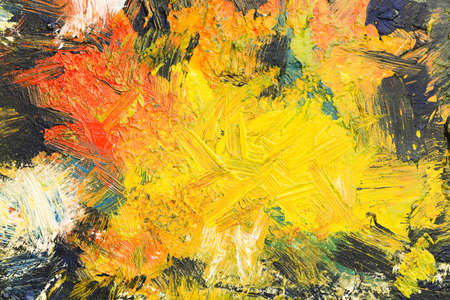 top view artistic copy space abstract painting. Resolution and high quality beautiful photo
