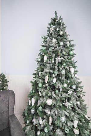 big christmas tree. Resolution and high quality beautiful photo