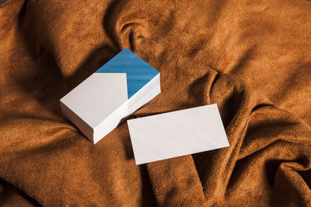 corporate business cards cloth. Resolution and high quality beautiful photo
