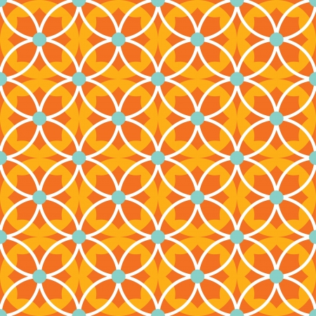 Colorful abstract seamless pattern Stock Vector - 15146129