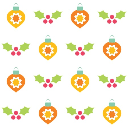 Christmas seamless  Stock Vector - 16615788