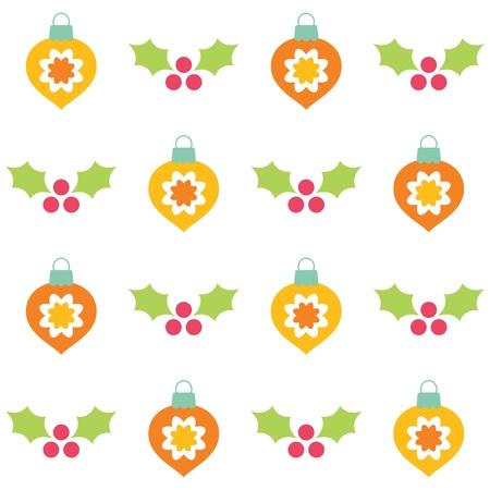 Christmas seamless Stock Vector - 16615788