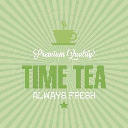 patisserie: Abstract premium tea background