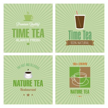 patisserie: Abstract premium tea backgrounds