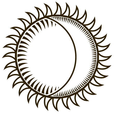 2187 Sun Moon Sketch Stock Vector Illustration And Royalty Free Sun
