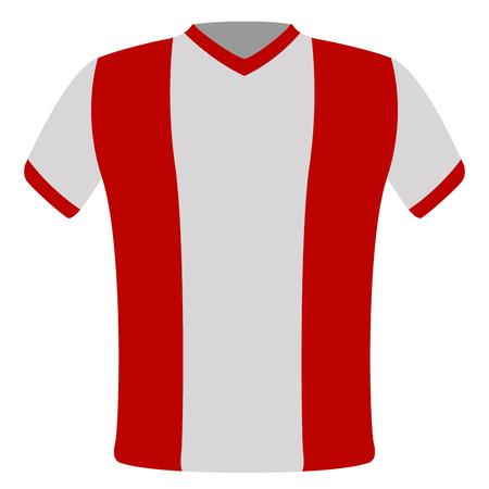 Flag t-shirt of Peru Çizim