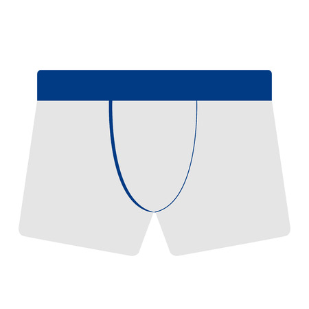 Isolated male underwear icon. Vector illustration design Banque d'images - 110270560