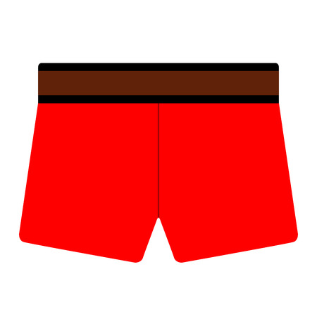 Isolated male underwear icon. Vector illustration design Banque d'images - 110270562