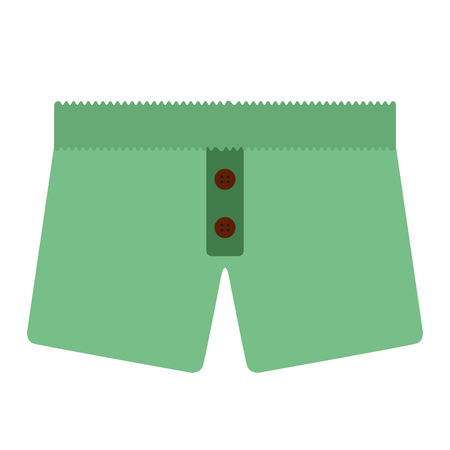 Isolated male underwear icon. Vector illustration design Banque d'images - 110270564