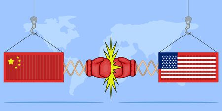 USA vs China trade war