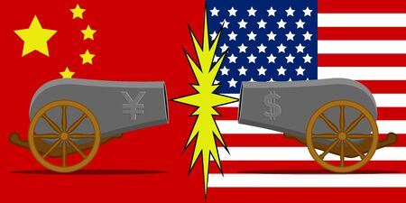 USA vs China trade war